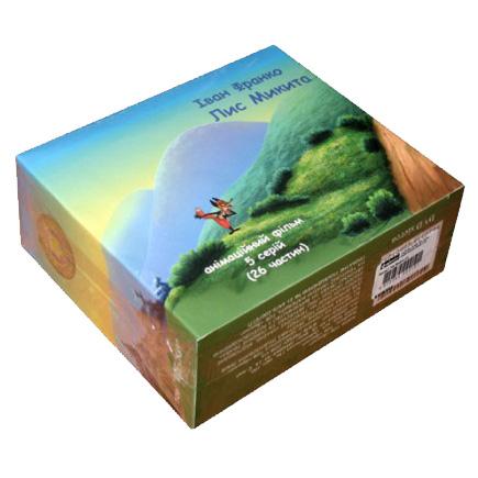 DVD Lys Mykyta (Box)